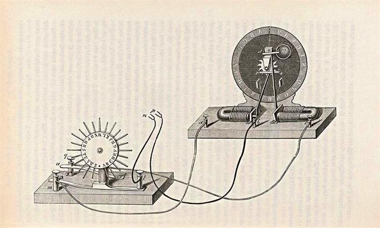 电是谁发现的