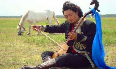 马头琴是哪个民族的