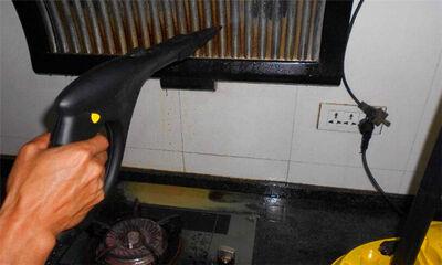油烟机清洗方法