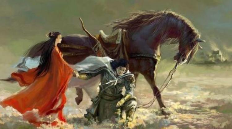 四面楚歌的历史人物是谁