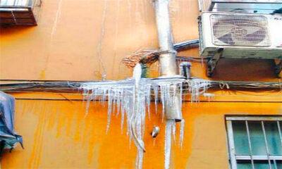水管被冻住了怎么快速解冻