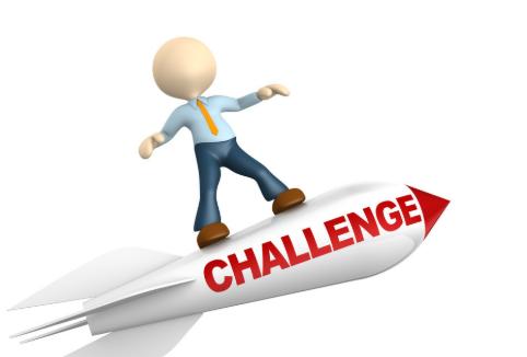 challenge用法详解