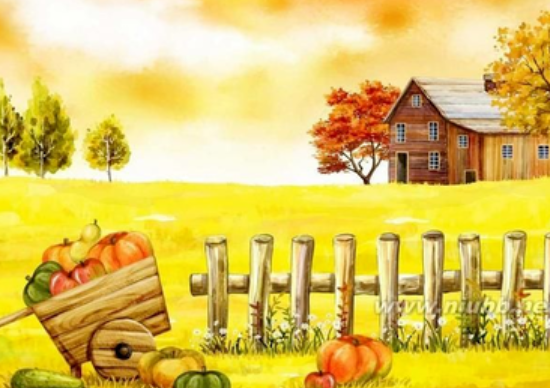 秋天的成语有哪些