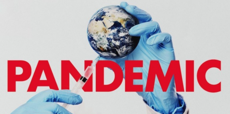 pandemic是什么意思?