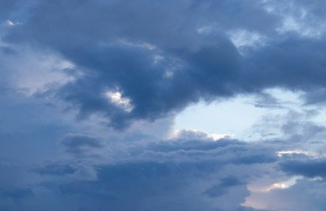 cloudy是什么意思