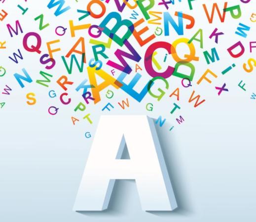 四个字母的单词都有哪些