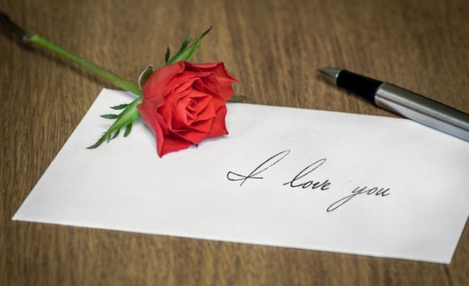 写给女朋友的情书大全