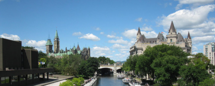 加拿大的首都是哪个城市?