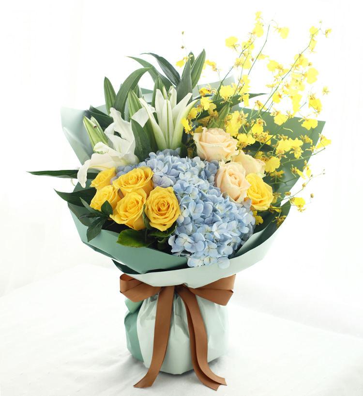 女朋友生气时送什么花?道歉送黄玫瑰还是红玫瑰?