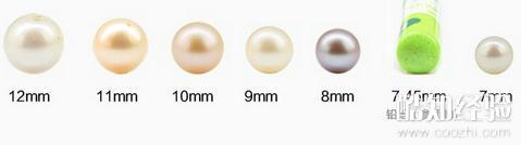 珍珠的大小和等级的关系