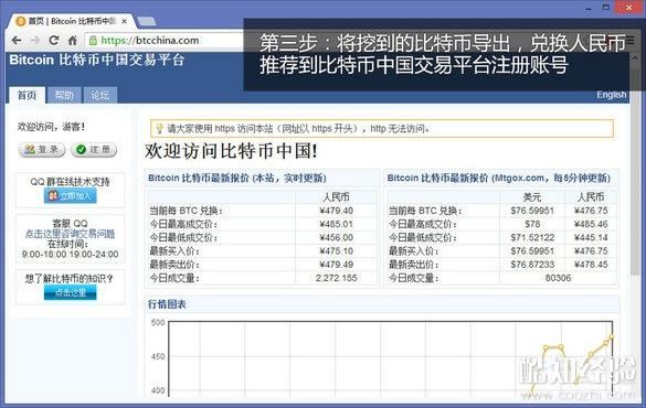 比特币中国交易平台