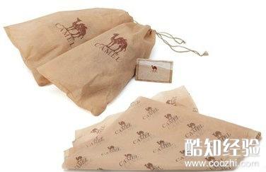 骆驼鞋包装袋