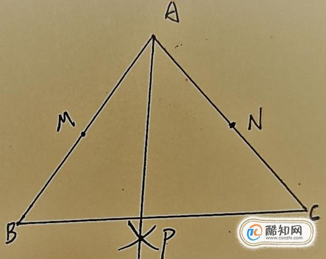 如何画三角形的内切圆?