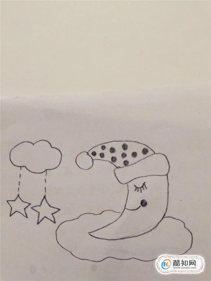 学画简笔画:帽子的创意图画法优质