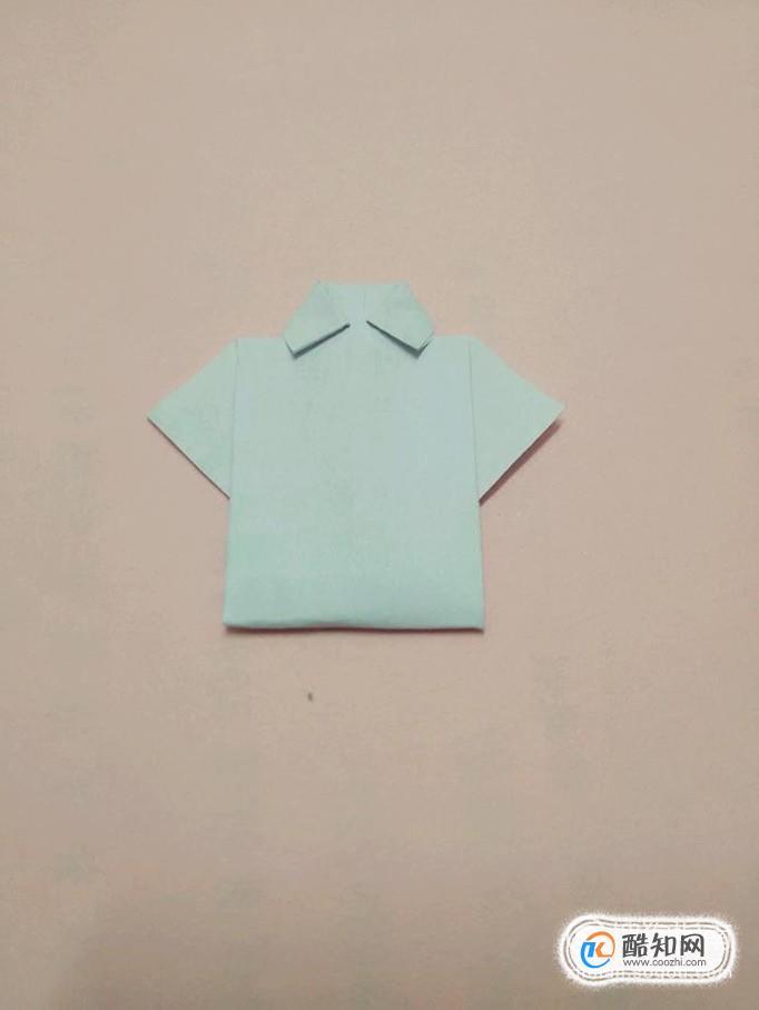 手工折纸大全——童年回忆小衬衫的做法,折法优质