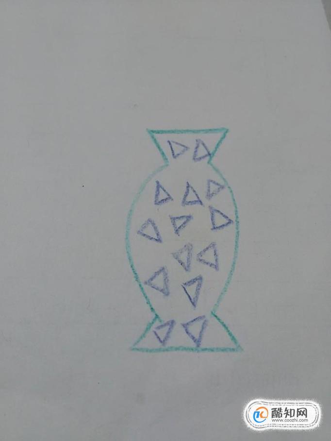 怎么画花瓶简笔画