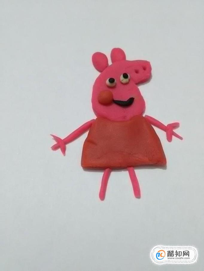 超轻粘土制作小猪佩奇优质
