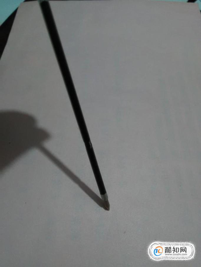 中性笔芯不出水怎么办