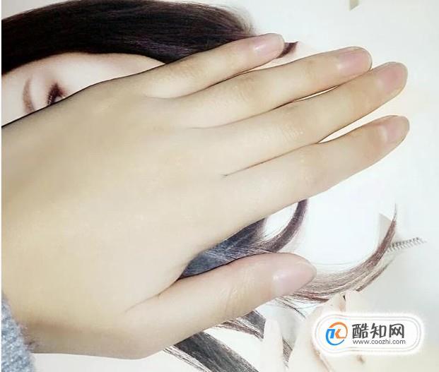 人的手五个指头分别叫什么,那个是正面和反面