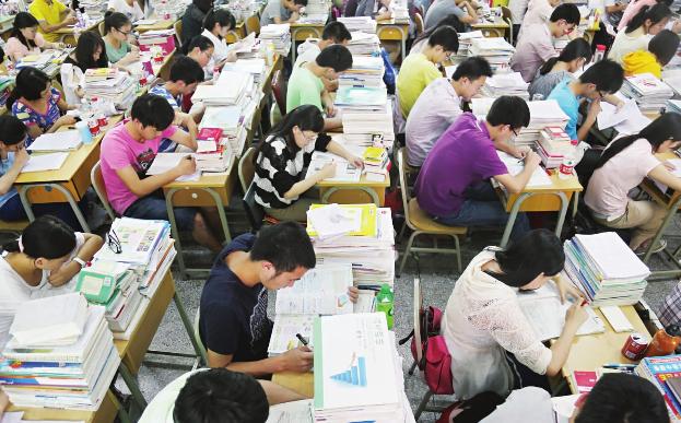 成人高考考什么?