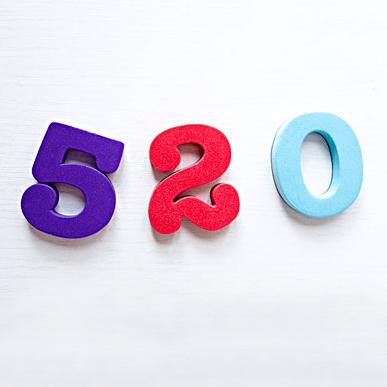 数字520代表什么意思?