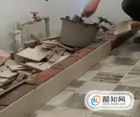 便宜瓷砖橱柜法式方式