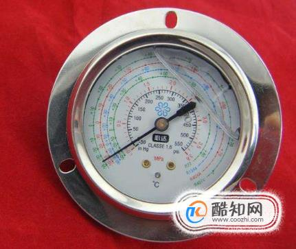 空调压力表怎么看