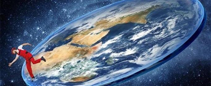 生活常识科普:为什么地球是圆的而地面是平的