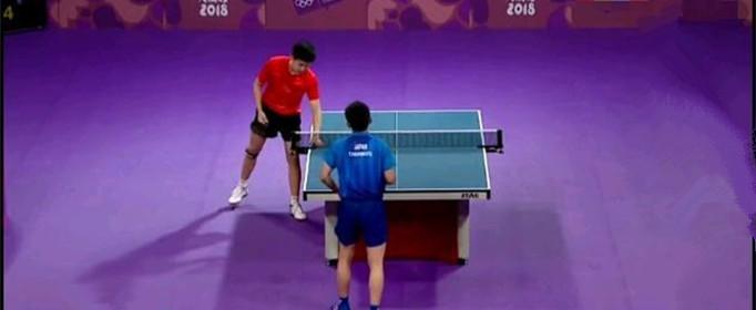 乒乓球运动员发球前为什么要摸桌子?