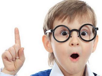 如何給兒童正確配戴眼鏡