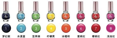 如何挑选指甲油的颜色