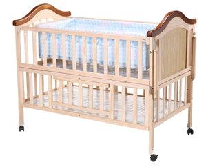 怎样选购实木婴儿床?