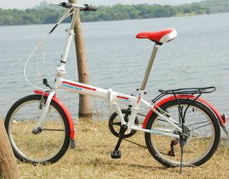 折叠自行车什么样好