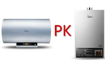 燃气热水器电热水器哪个好?有什么不同
