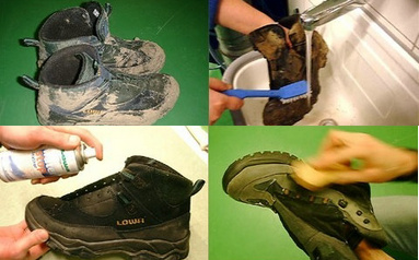 登山鞋如何清洗?正確清洗和保養的方法