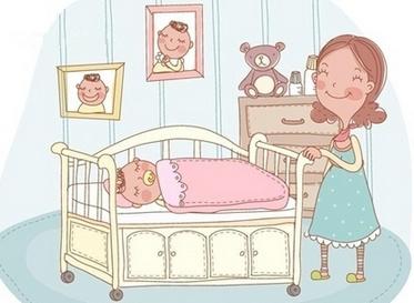 哄宝宝睡觉应当避免哪些问题
