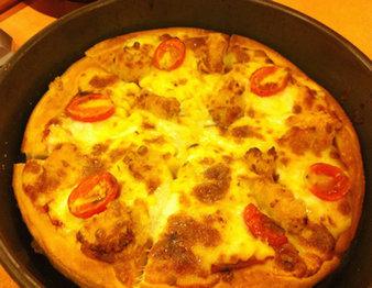 怎么做意式培根卷大虾披萨