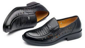 意爾康皮鞋如何辨別真偽?