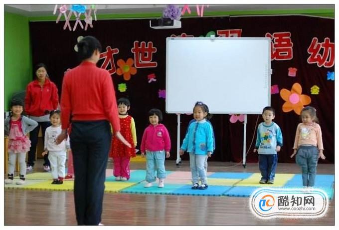 怎么上幼兒舞蹈啟蒙班的第一節課