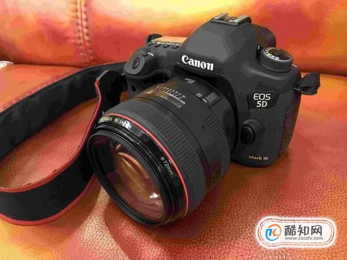 佳能相机5d3如何使用