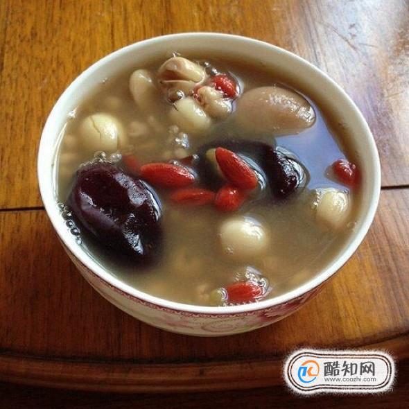 年夜饭甜点之红枣莲子薏米甜汤怎么做