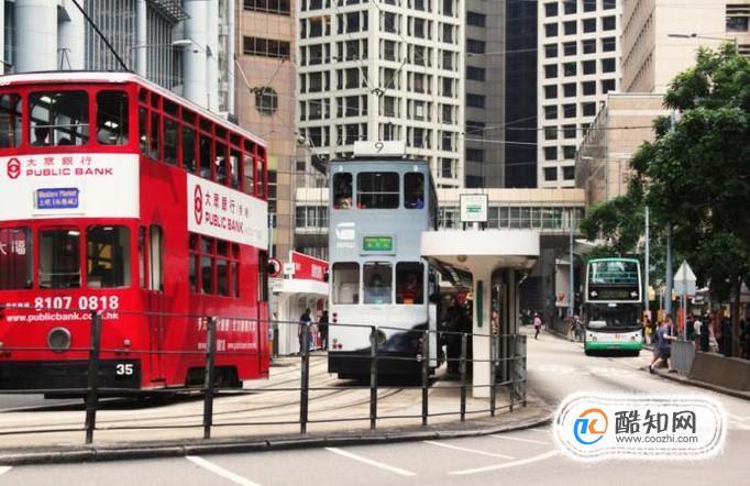 香港街头巷尾的老店推荐