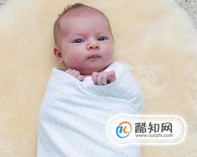 包裹新生宝宝的方法