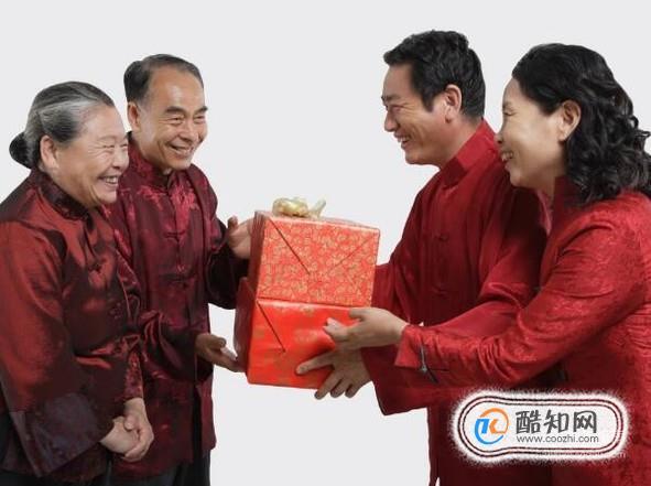 过年怎么给岳父岳母准备礼物?