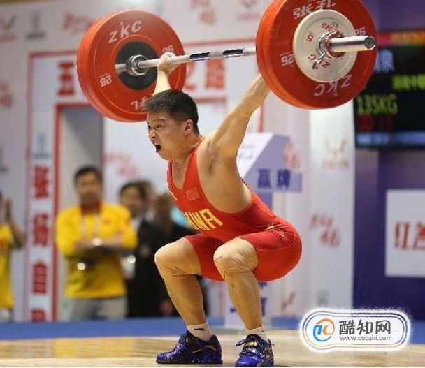 举重的公斤级怎么划分