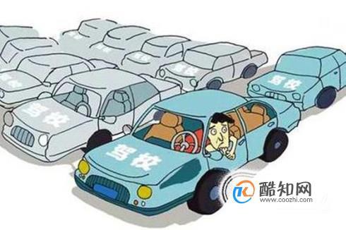 驾驶证报名考试流程