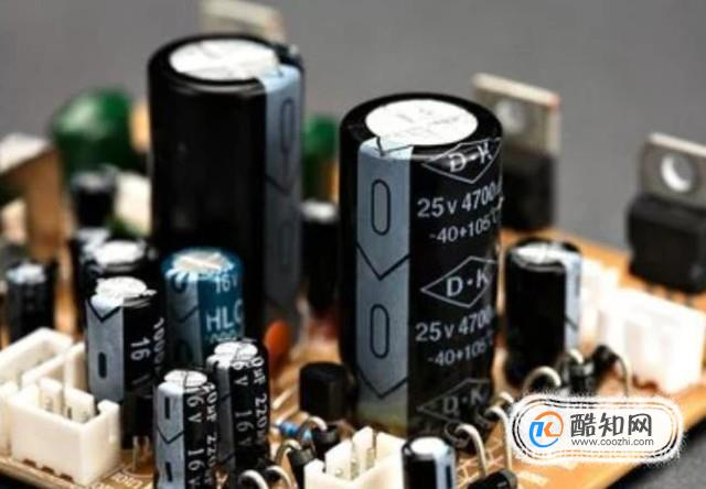 電容器維修:萬用表測電容好壞步驟