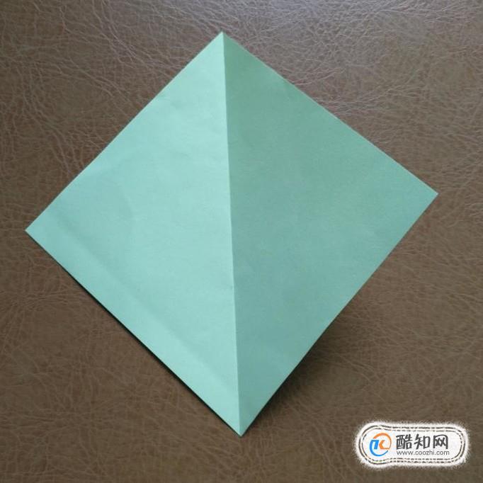 手工折纸:森林医生啄木鸟
