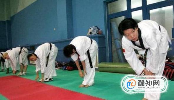 如何進行跆拳道訓練