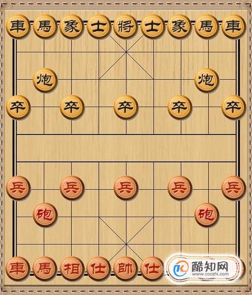 中国象棋的基本杀法——急怒交迸杀法